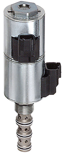 3-position, 4 way Solenoid Valve